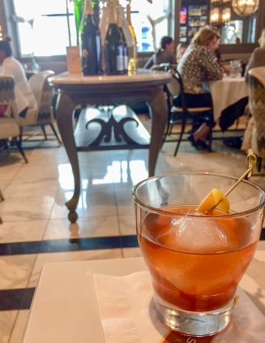 Toulouse Old Fashioned